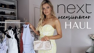 OCCASSIONWEAR HAUL WITH NEXT & LIPSY | Louise Cooney