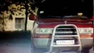 ВАЗ-21011 и Toyota Land Cruiser [J80] в сериале