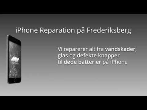 iPhone Reparation på Frederiksberg - MacVision.dk