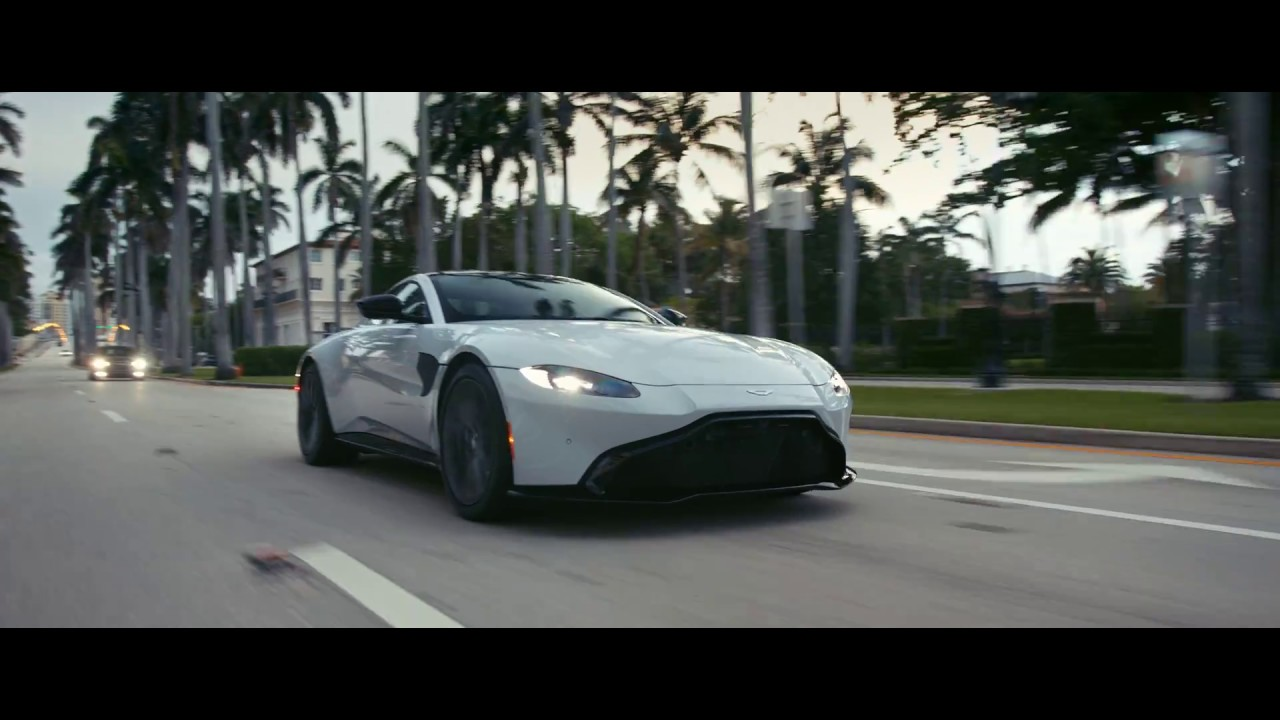 Aston Martin Vantage Aston Martin Palm Beach YouTube - Palm beach aston martin