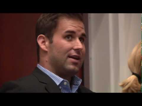 Chase Daniel Comes Back to Talk Business