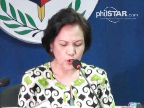 philstar.com video: Merci quits, maintains innocence