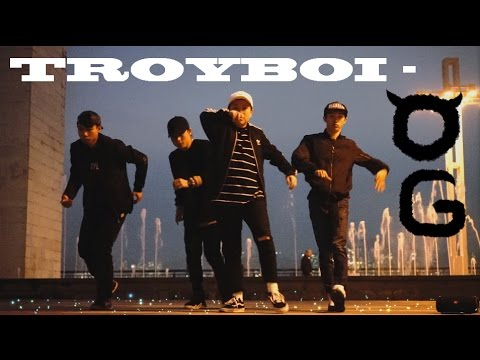 TROYBOI - O.G  |  FreeRunners Ft.Poppin Lok