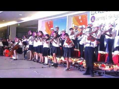 Learning Links Academy Music Recital