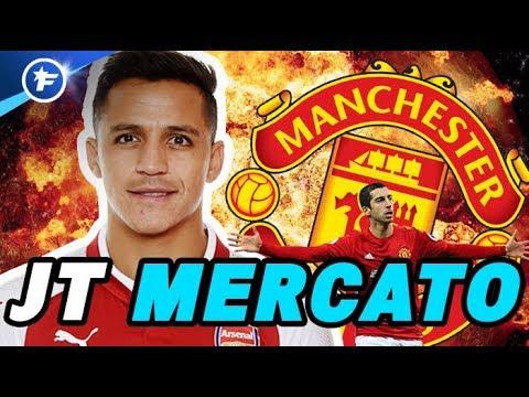 Alexis Sanchez à Manchester United si... | Journal du Mercato
