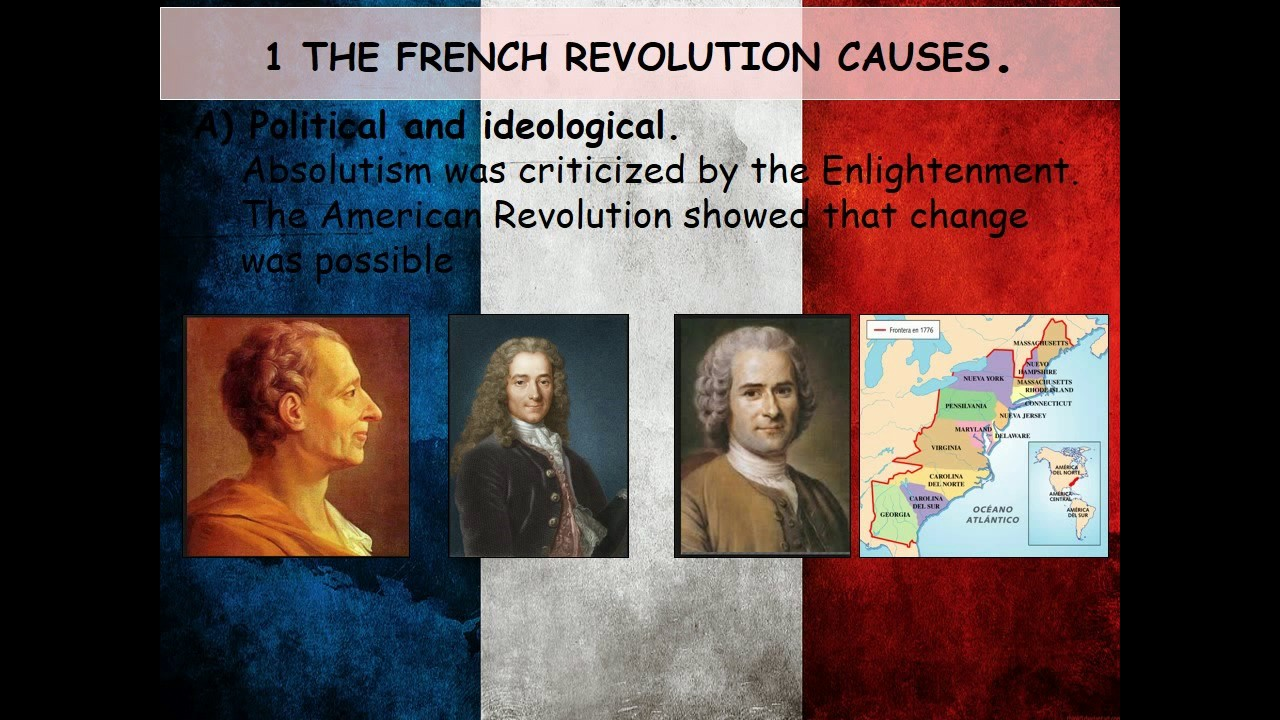 causes of the french revolution Following the repression of the june days, the french revolution of 1848 was basically over louis napoleon's family name of napoleon rallied support to his cause.