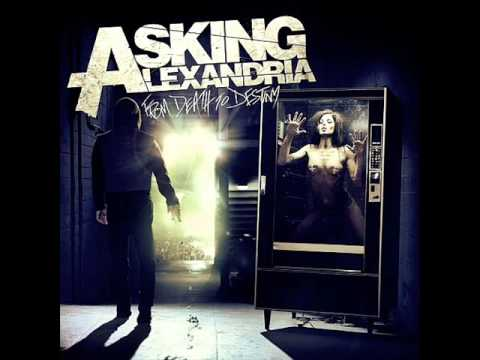 Asking Alexandria   From Death to Destiny (edit 2016)