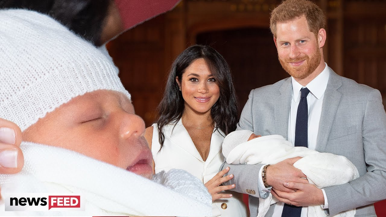 When Will Prince William And Kate Middleton Get To Meet Baby Archie?
