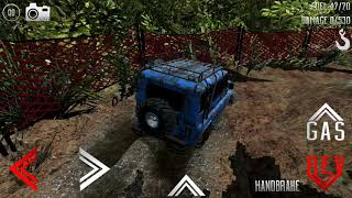 (Android/Ios Game) Test Drive : Off-Road  - Trophy Raid 1 Season , 6 Lv.