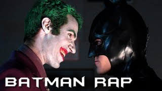 BATMAN RAP (EXPLICIT)
