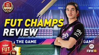 FIFA18 FUT CHAMPIONS GAMEPLAY - 157 WINS OUT OF 160!!