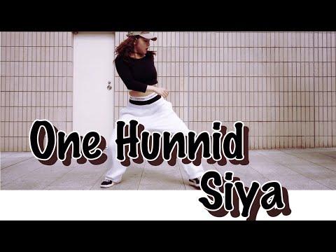 Siya - One Hunnid チェゴ maho ソロ