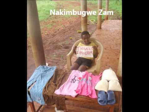 Christmas gifts from Donors and Sponsors 2014 Save African Child Uganda