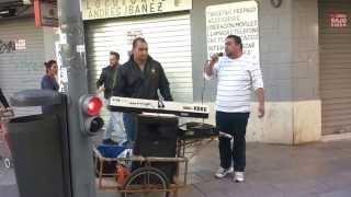 Los Jovanos de Valencia flamenco y el organillo