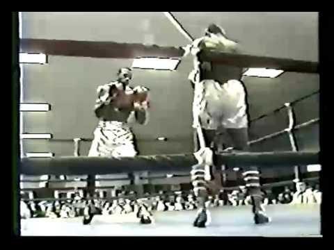 Roy Jones jr vs Lester Yarbrough Part 1 of 3