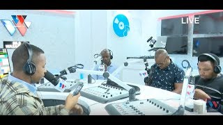 #LIVE: SPORTS ARENA  NDANI YA 88.9 WASAFI FM - DECEMBER 18. 2019