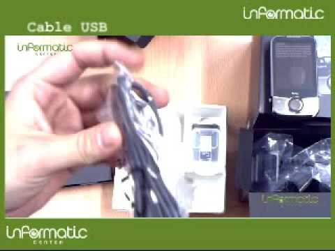 Unboxing HTC Touch Cruise 2