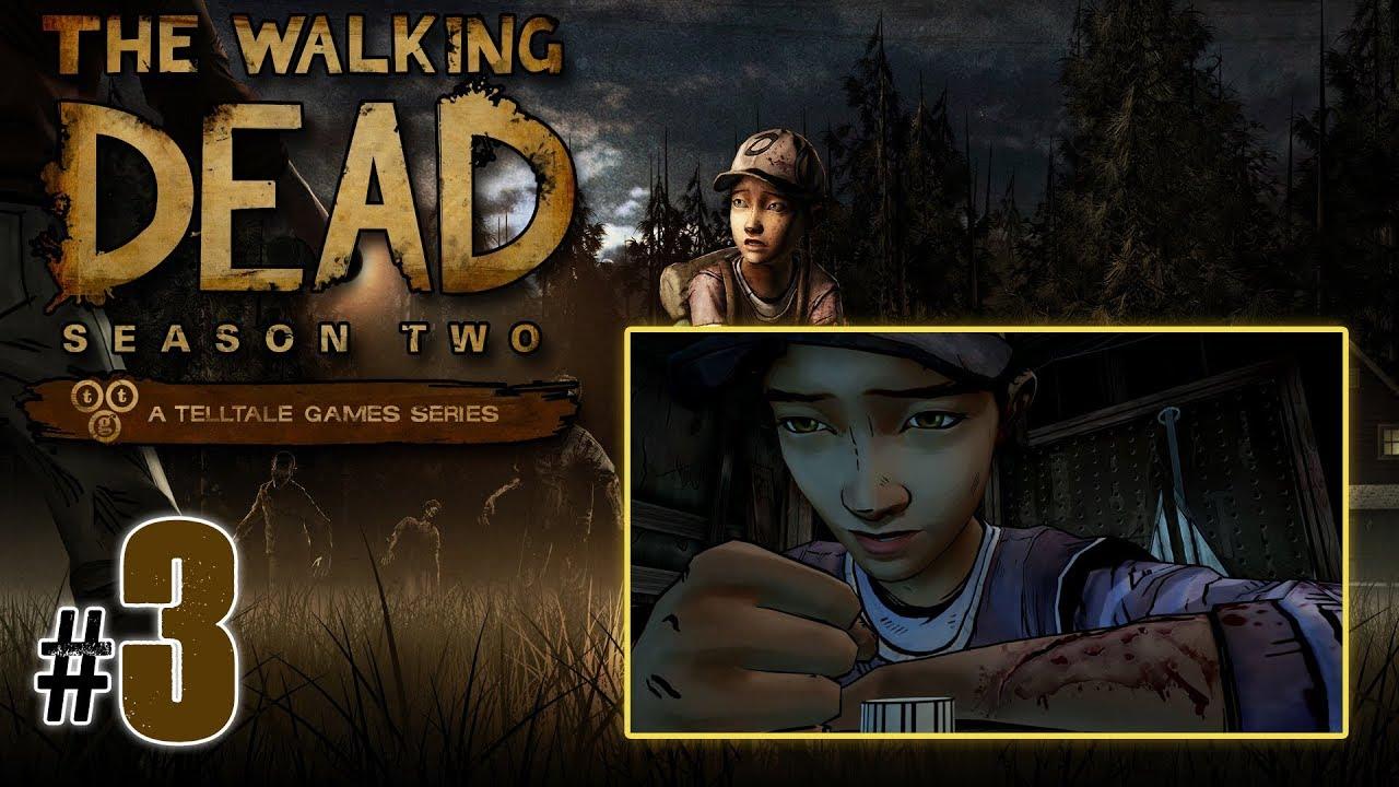 """Let's Play: The Walking Dead S2 odc. 3 – Epizod I [3/4] – """"Zszywanie ran"""""""