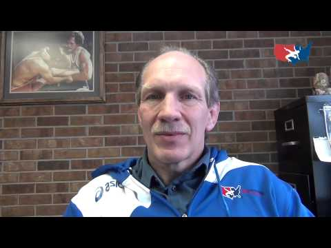 Mitch Hull talks about 2013 World Cup of wrestling in Iran