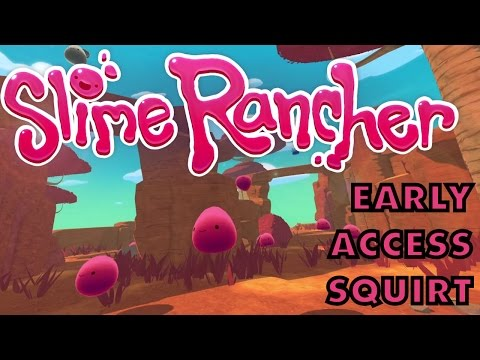 SLIME RANCHER - The Cat Slime Booped Me!