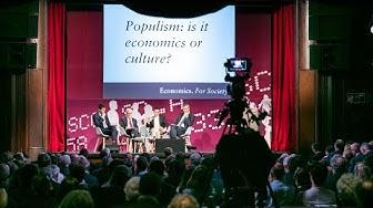 Populism: is it economics or culture?