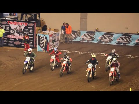 Arenacross Pikeville KY - Tri State MX | Friday Night 1-3-2020 | Schoolboy And Women