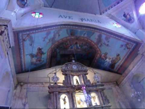 Baclayon Church Bohol Philippines - TravelOnline TV