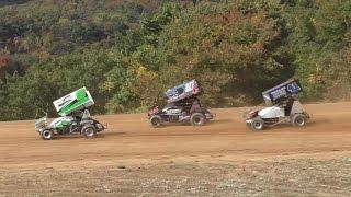 Thunder Mountain Speedway 305 Sprint Car Feature