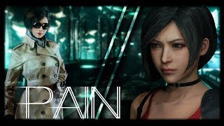 ► Ada Wong ϟ Resident Evil  ♫ Pain ♫