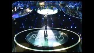 Baixar Aris Plaskasovitis (2o Live) - Greek Idol 2011