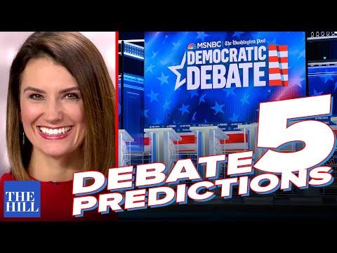 Krystal Ball: Debate 5 Predictions