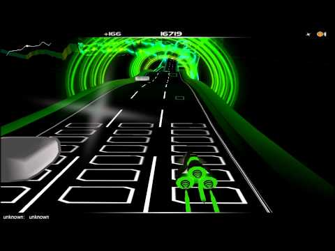 AudioSurf  Unlimited Gravity - Lift Your Spirit [Glitch Hop] by CeeLoGreen2630