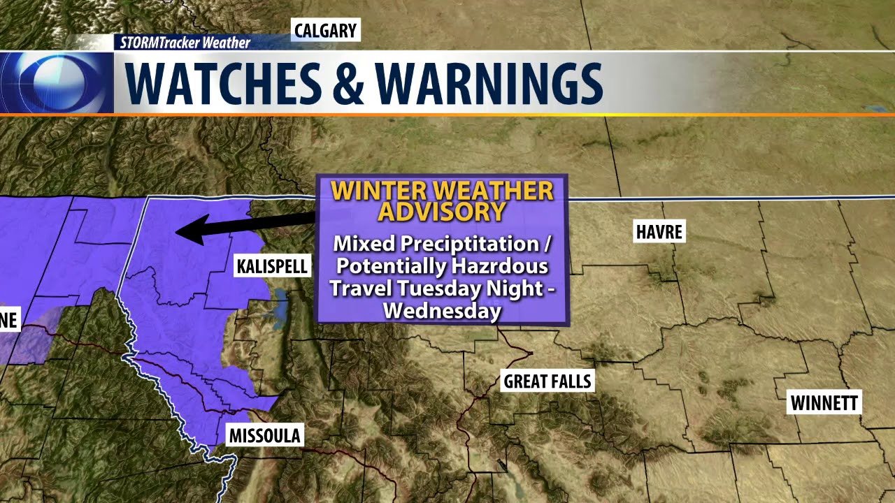 Q2 Weather: A few clouds and warmer temps on the way to Billings