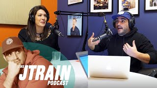 the JTrain Podcast - Don't Convince Someone To Like You More (@michcoll)