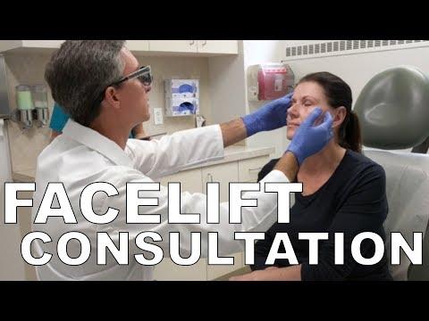 Facelift: Consultation - Dr.  Paul Ruff | West End Plastic Surgery