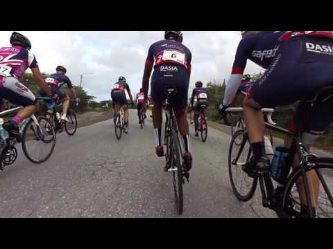 Pedal Pushers Race in Curacao 12 March 2017