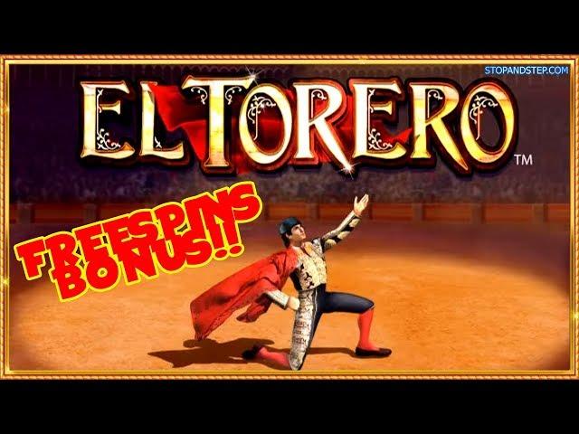 El Torero GREAT BONUS?