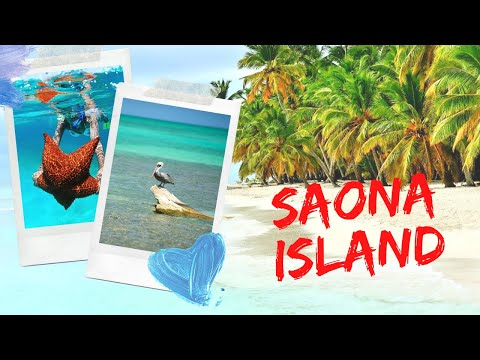 ☀️🌴🌊🌴⛵PARADISE & BOUNTY SAONA ISLAND - INCREDIBLE EXCURSIONS IN THE DOMINICAN REPUBLIC