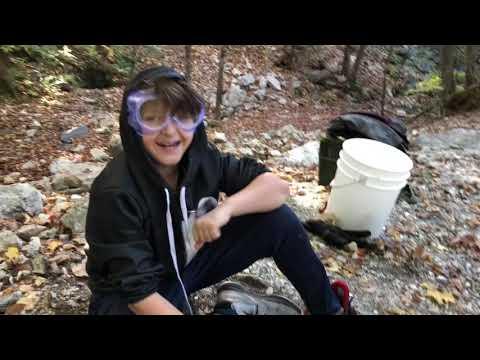 Mount Apatite Rockhounding Digging Garnet Mica Quartz Trip