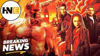 Hellboy 2019 NYCC TRAILER Description