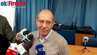 CORONAVIRUS - La conferenza stampa dell'Asl Toscana Centro
