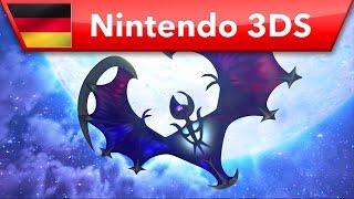 Pokémon Sonne & Pokémon Mond - Solgaleo und Lunala Trailer (Nintendo 3DS)