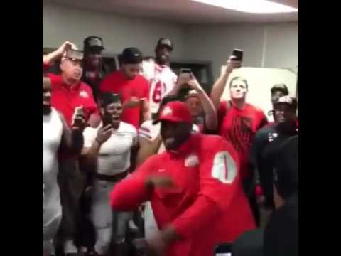 Flick of the wrist coach dancing youtube