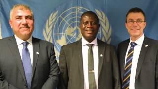 Делегация из Кыргызстана принимает участие в международной конференции 3-х Конвенций в Женеве