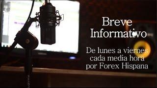 Breve Informativo- Noticias Forex del 16 de Noviembre