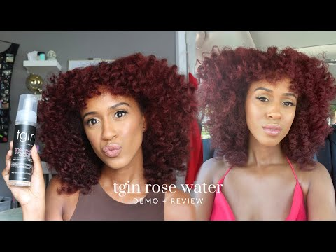 *new*-tgin-rose-water-collection-|-flexi-rod-set-tutorial-|-kelsley-nicole