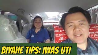 Tips sa Pasahero at Driver, Iwas UTI - Payo ni Doc Willie Ong #684 thumbnail