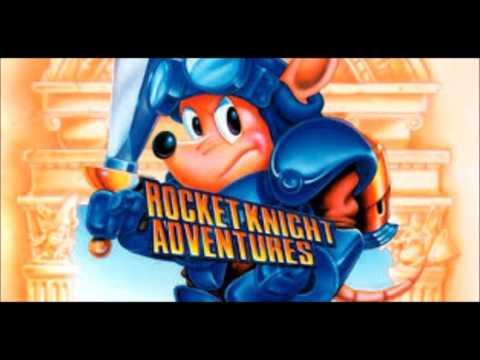Rocket Knight Adventures Boss Theme Rock Remix Youtube