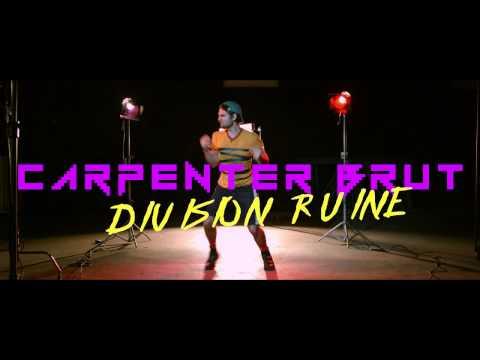Carpenter Brut - Division Ruine [Unofficial Music Video]