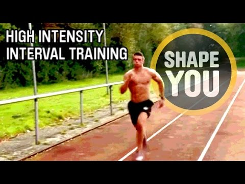 HIIT High Intensity Interval Training